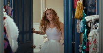 """<p>Carrie Bradshaw certainly made some questionable financial decisions (more on that in a second), but she did have a point when she said, """"I like my money where I can see it—hanging in my closet."""" Now, I'm not recommending you store all your cash in a box under your bed, but I *do* believe that developing a clear sense of what you cherish (in Carrie's case, fancy clothes) can help discourage you from buying stuff on a whim. </p>"""