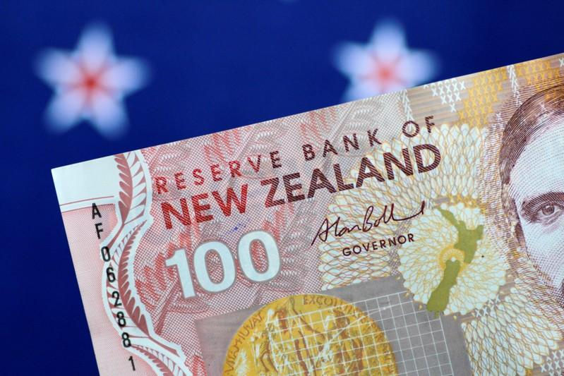 FILE PHOTO: Illustration photo of a New Zealand Dollar note