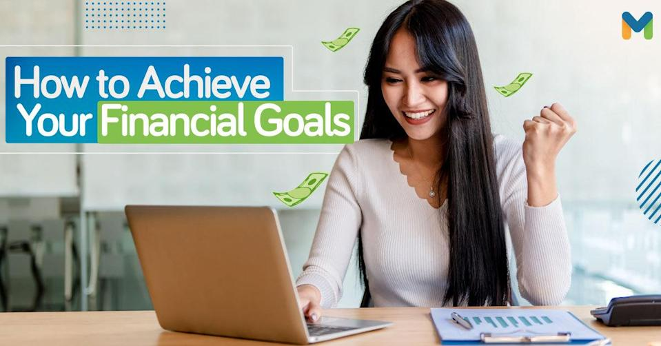 how to achieve financial goals