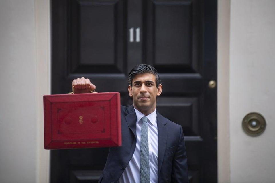 The Chancellor is expected to announce his Budget on 27 October  (Victoria Jones/PA)