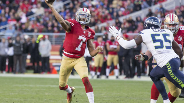 Report: Chargers 'not sure' about attending QB Colin Kaepernick's workout