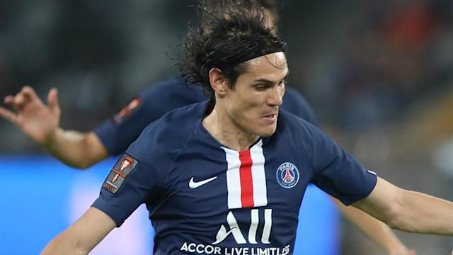 Paris Saint-Germain striker Edinson Cavani could make his first start since August when the Ligue 1 champions head to Brest this weekend.