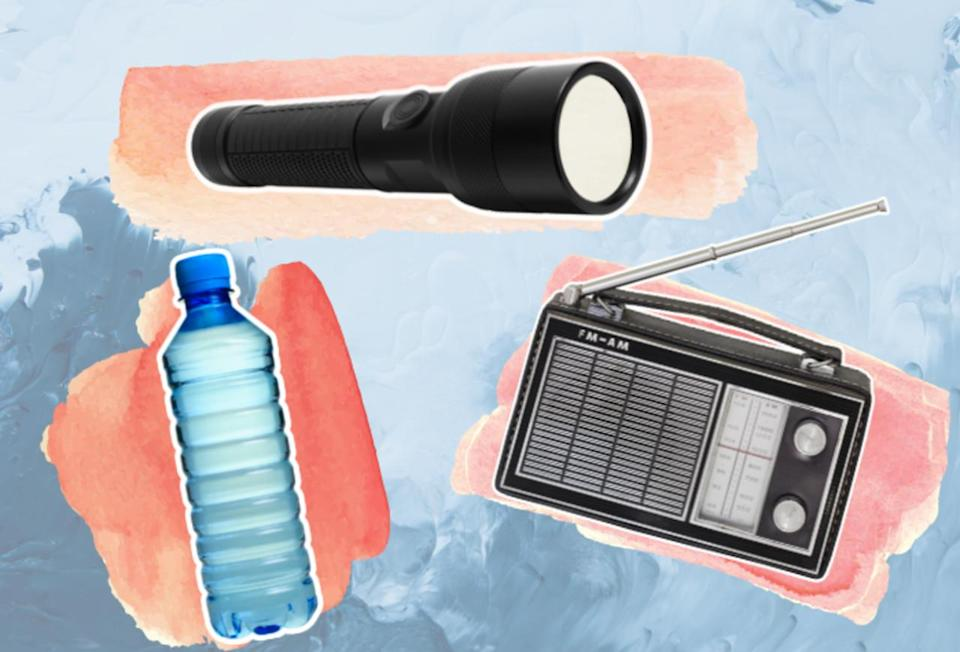 Essential items for your emergency