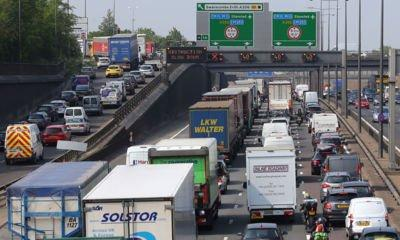Infrastructure chief Lord Adonis warns UK could face gridlocked future