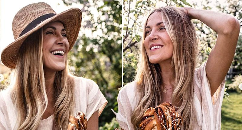 A vegan blogger has told of how her diet caused her to go into early menopause. [Photo: Instagram]