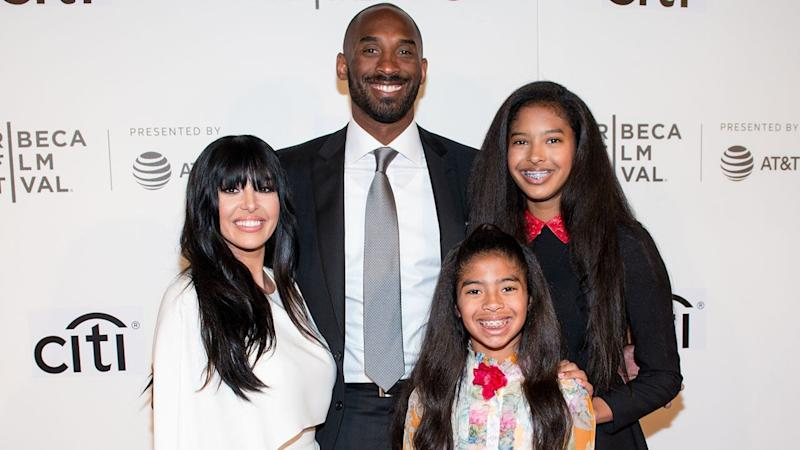 Kobe Bryant: Inside His Relationship With Wife Vanessa and Being a Dad to 4 Daughters