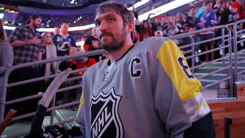 Alex Ovechkin to skip all-star game, slapped with 1-game suspension