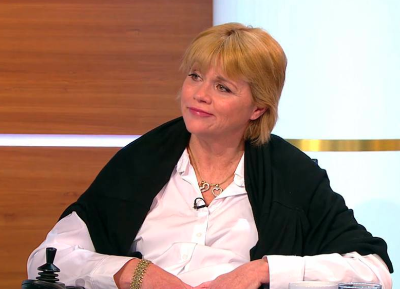 Samantha Markle on Channel 5