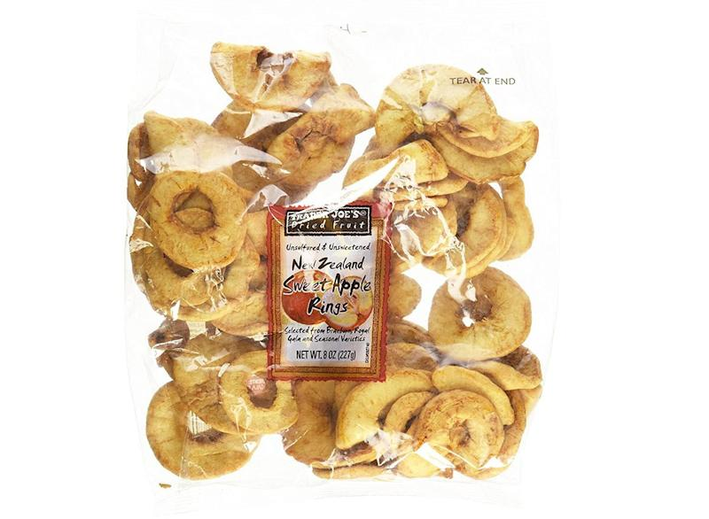 trader joes dried apple rings
