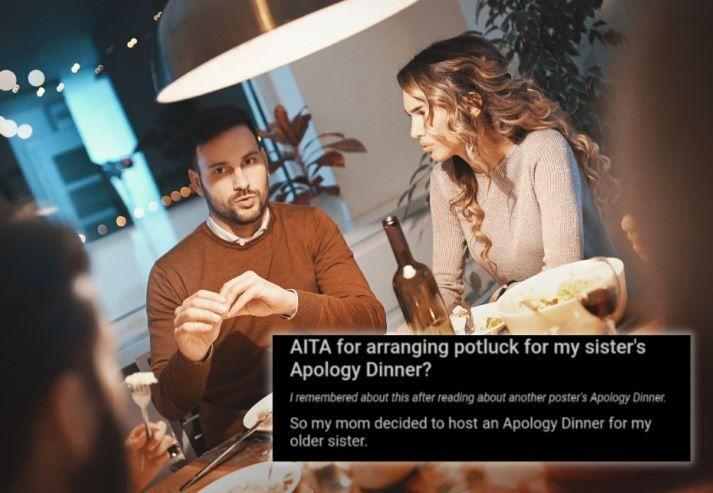 """""""Are people making apology dinners a thing now?"""" social media users are wondering. (Photo: Gilaxia via Getty Images)"""
