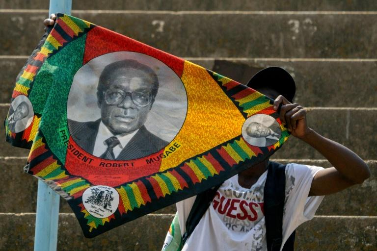 Mugabe died last week in Singapore aged 95