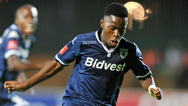 Al Ahly submit bid for Bidvest Wits starlet Phakamani Mahlambi