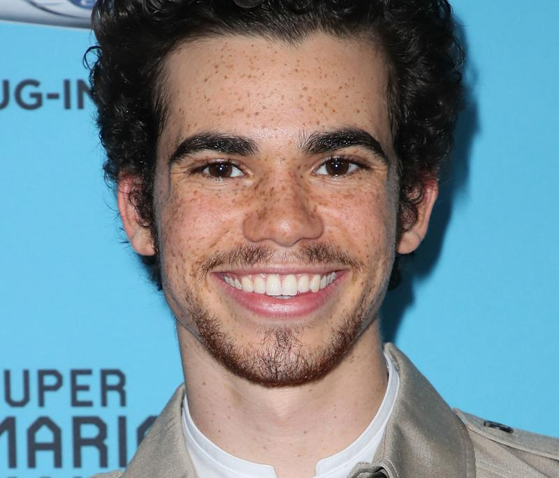 Cameron Boyce attends the 2019 Radio Disney Music Awards at CBS Studio in California in June. Boyce died over the weekend.