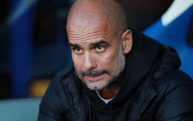 Pep Guardiola said his Manchester City team were not clinical enough at Crystal Palace - REUTERS
