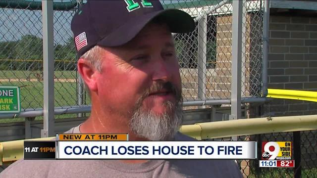 Harrison baseball coach Shawn Sowders says words cannot express the gratitude his family has for the outpouring of community support.