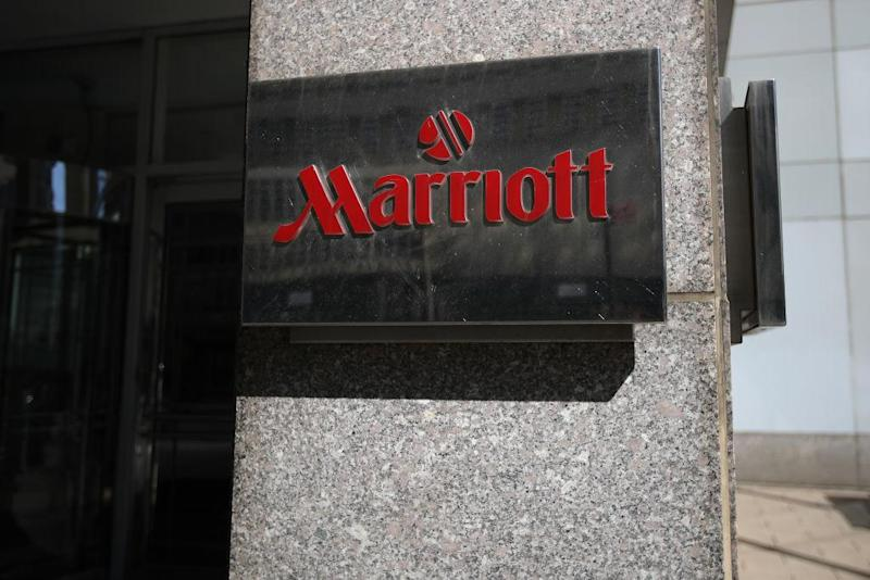 Marriott has suffered a major data breach: Getty Images