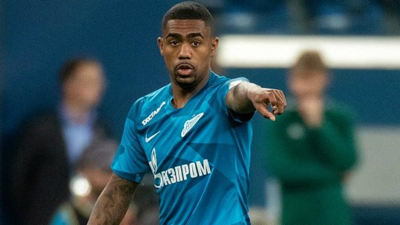 Malcom addresses Zenit absence