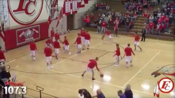 Two Forest City, Iowa radio announcers were fired for broadcasting racist remarks during a game between Forest City High School and Eagle Grove High School. (Twitter)