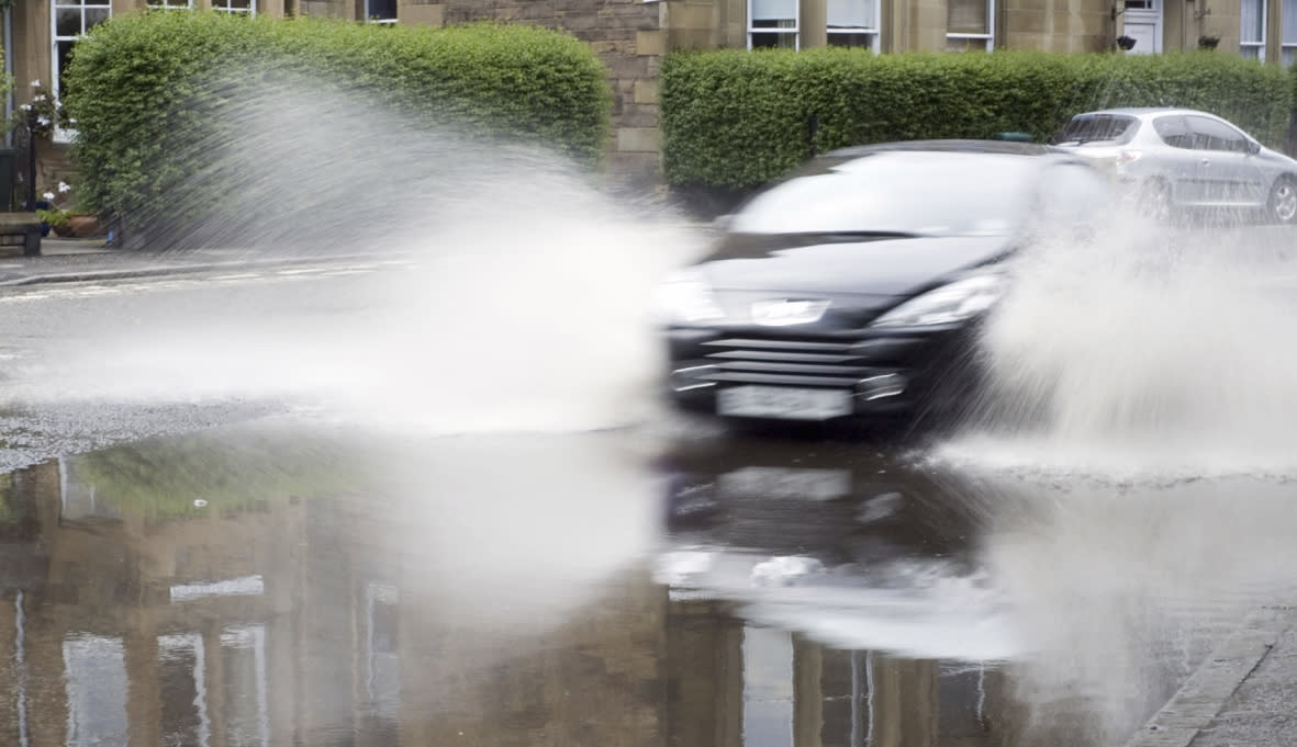 A switch to all-weather tyres can really help in autumnal conditions