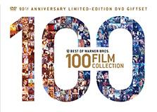 The Best of Warner Bros. 100 Film DVD Collection Box Art