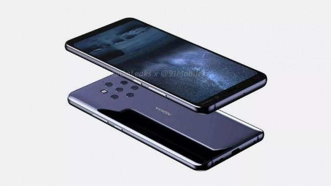 At this point, it is pretty much a given that the Nokia 9 will come with a penta-camera setup.
