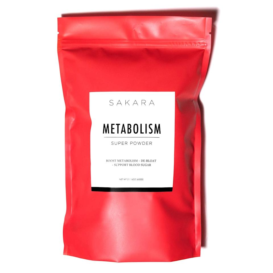 """<h2>25% Off Sakara Life Metabolism Super Powder</h2><br>After a member of the Shopping team <a href=""""https://www.refinery29.com/en-us/2020/10/10096982/sakara-life-meal-delivery-review"""" rel=""""nofollow noopener"""" target=""""_blank"""" data-ylk=""""slk:gave Sakara's luxury meal delivery service a whirl"""" class=""""link rapid-noclick-resp"""">gave Sakara's luxury meal delivery service a whirl</a>, we (including R29 readers) were all obsessed with the brand's new-wave healthy eats. This Amazon Prime Day, take a taste test of Sakara's bestselling metabolism-boosting super powder that's going for a RARE 25% off. (Also, check out <a href=""""https://www.refinery29.com/en-us/sakara-cookbook-review"""" rel=""""nofollow noopener"""" target=""""_blank"""" data-ylk=""""slk:our Beauty editor's review"""" class=""""link rapid-noclick-resp"""">our Beauty editor's review</a> of the budget-friendly Sakara cookbook.)<br><br><em>Shop</em> <strong><em><a href=""""https://amzn.to/3wKbH20"""" rel=""""nofollow noopener"""" target=""""_blank"""" data-ylk=""""slk:Sakara Life"""" class=""""link rapid-noclick-resp"""">Sakara Life</a></em></strong><br><br><strong>Sakara Life</strong> Metabolism Super Powder, 30 Servings Per Container, $, available at <a href=""""https://amzn.to/3zIBh9G"""" rel=""""nofollow noopener"""" target=""""_blank"""" data-ylk=""""slk:Amazon"""" class=""""link rapid-noclick-resp"""">Amazon</a>"""