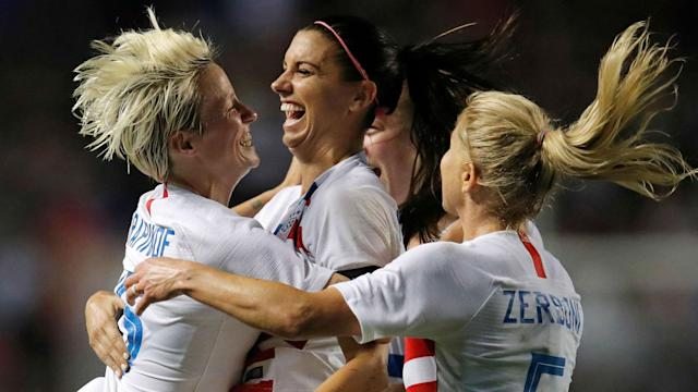 The United States Women's National Team will enter the 2019 Women's World Cup as favorites following Saturday's draw.