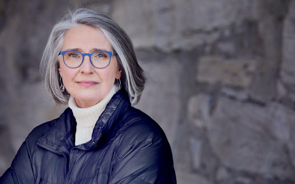 Bestselling thriller author Louise Penny - Pan Macmillan