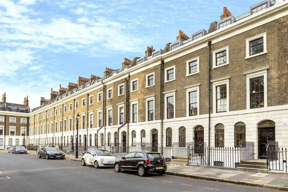<p>£475,000: in Borough, a one-bed flat with access to communal gardens and cellar storage was reduced this month. Through Hastings International</p> (Hastings International )