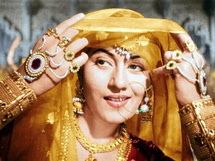 Madhubala: One of the most beautiful and talented actresses of Indian cinema, Madhubala started working in films at the young age of nine to support her family. Often called the Marilyn Monroe of Bollywood, she worked with the most popular actors and directors of her time, and even caught the eye of Hollywood direct Frank Capra, who wanted to cast her in his film. However, her dominating father, who had a say in the roles she took up, where she went and in her relationships, did not allow her to take up the offer. While many of her lead actors were deeply in love with her, after a broken relationship with Dilip Kumar which her father opposed, Madhubala went on to marry Kishore Kumar. She, however, was detected with ventricular septal defect (hole in her heart), which left her seriously ill. Her illness came to light in 1954, when Madhubala started to vomit blood in the sets of Bahut Din Hue, post which the industry became hesitant to cast her. Though her career revived in the late 50's , the grueling schedule for the shooting of Mughal-E-Azam took a toll on the actress. She was bedridden for nine years, and died on February 23, 1969, at the age of 36.