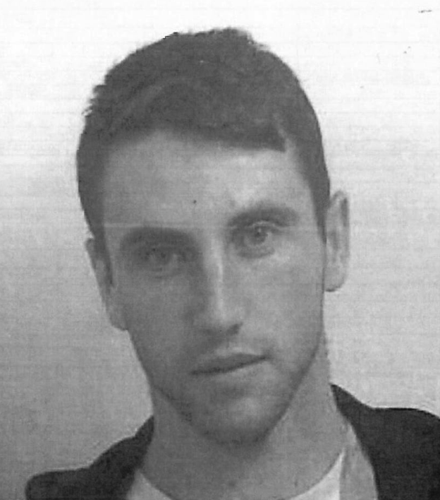 Guxim Imerio is wanted by police (Picture: Lanarkshire Police)