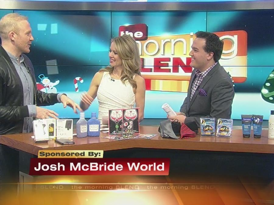 Shopping for the men in your life can be a little...tough. But worry not. Josh McBride returns to give us the lowdown on the perfect picks for the guy in your life!Twitter.com/JoshyMcBThis segment is sponsored by Josh McBride World
