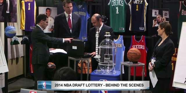 Sources: NBA owners nix lottery reform plan