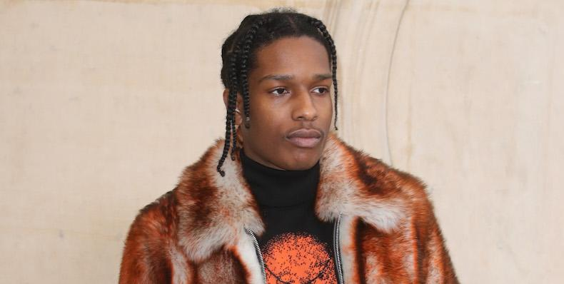 A$AP Rocky's Home Burglarized in $1 Million Armed Robbery