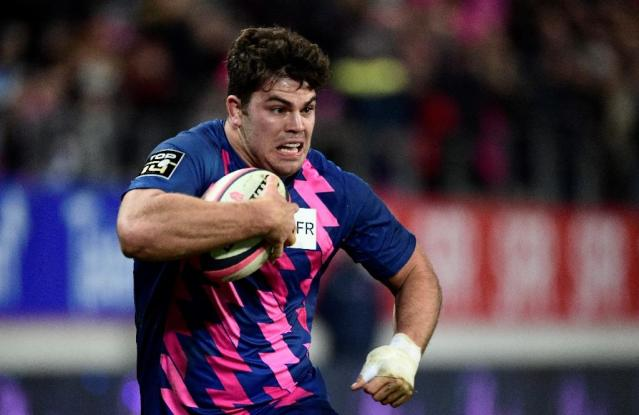 Stade Francais Paris' South African Number Eight Jono Ross has signed to play for the Sale Sharks in the next English Premiership season (AFP Photo/MIGUEL MEDINA)