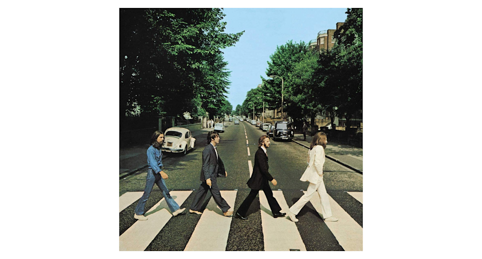 Abbey Road Anniversary The Beatles