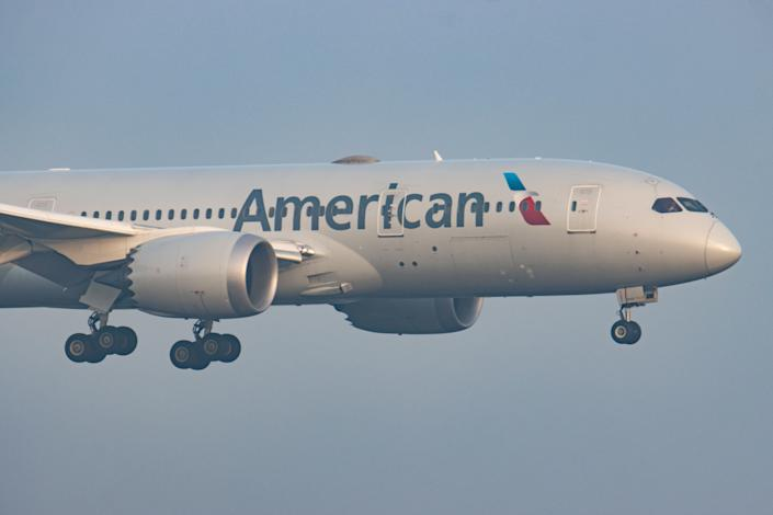 American Airlines was among the first major Texas-based corporations to take a stance against GOP efforts to curb voting rights in the state. Voting rights advocates are urging other companies to take similar action. (Photo: (Photo by Nicolas Economou/NurPhoto via Getty Images))