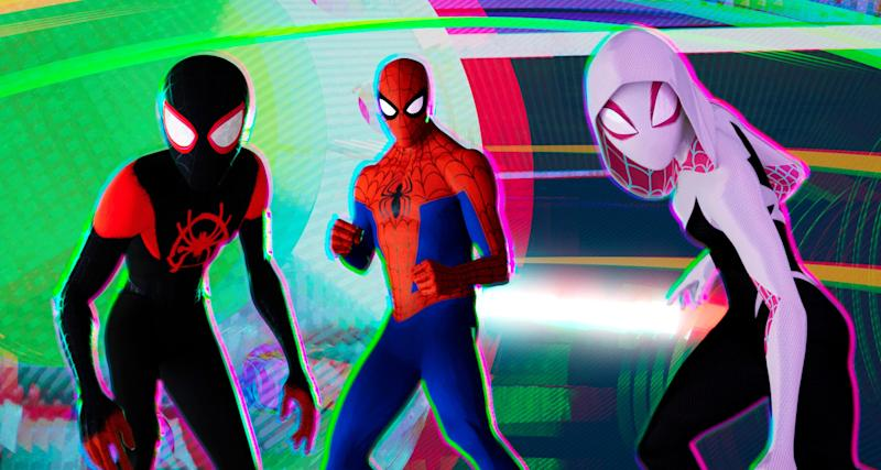 Spider-Man: Into the Spider-Verse is coming to Netflix this June