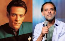 <p>One of the more successful 'Deep Space Nine' alumni, Siddig left Julian Bashir behind to play large roles in TV shows including '24' (where he played former terrorist Hamri Al-Assad) and movies like 'Clash Of The Titans' and Wikileaks dramatisation 'The Fifth Estate' opposite Benedict Cumberbatch. He was last seen being skewered by the Sand Snakes of Dorne in season 6 of 'Game Of Thrones' and plays Ruben Oliver in excellent drama series 'Peaky Blinders'.</p>