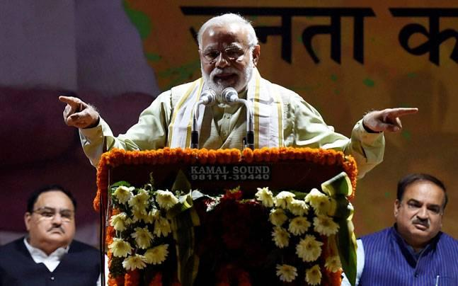 After UP victory, PM Modi vows to transform India by 2022