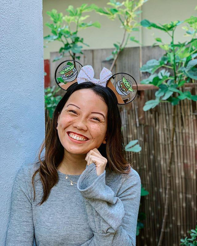 """<p>Melanie is a full-time Disney cast member and therefore is constantly giving you glorious behind-the-scenes glimpses into Disney operations. Also, she is never <em>not</em> wearing a covet-able pair of Minnie ears. </p><p><a href=""""https://www.instagram.com/p/B_xpAGED6_f/"""" rel=""""nofollow noopener"""" target=""""_blank"""" data-ylk=""""slk:See the original post on Instagram"""" class=""""link rapid-noclick-resp"""">See the original post on Instagram</a></p>"""