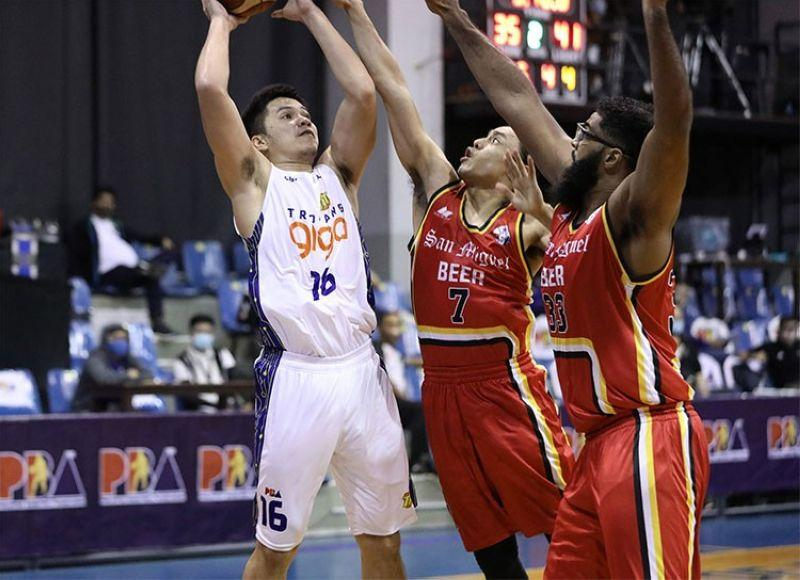 TNT Tropang Giga routs San Miguel in injury-marred game
