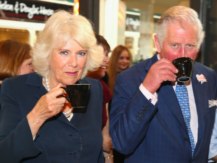 Prince Charles and the Duchess of Cornwall (Picture: Rex)