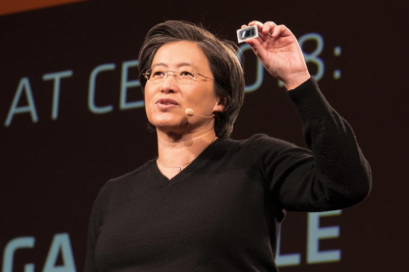 AMD just confirmed its 7nm processor and graphics cards for CES 2019