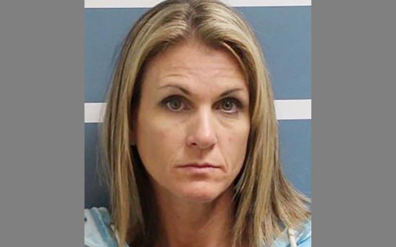 A mugshot of Coral Lytle, 42.