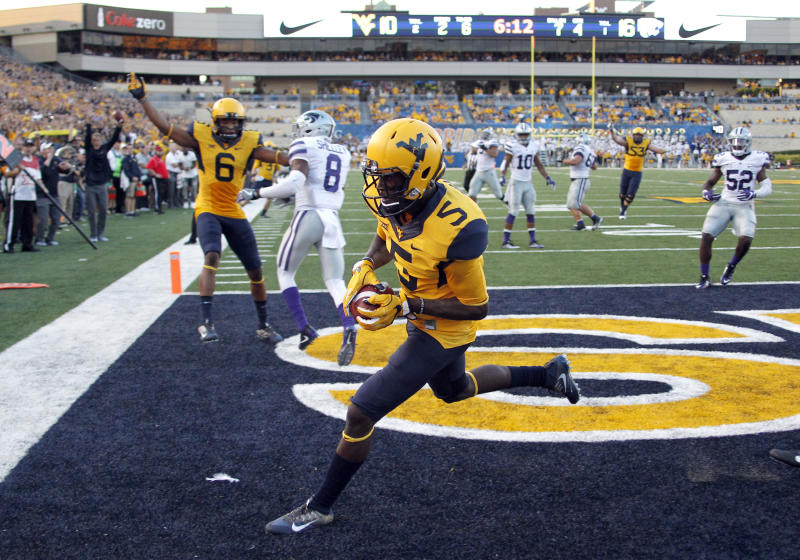 West Virginia receiver Jovon Durante transferring to FAU