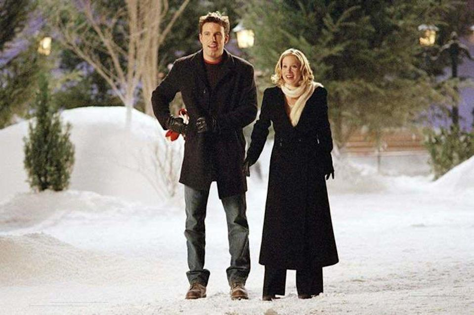 <p>We've already touched on the holiday rom-com<em> Surviving Christmas</em> (that ironically couldn't survive the box office), but the film stars another surprising celeb in the form of <em>Dead to Me</em>'s Christina Applegate. We also can't forget to mention that <em>Schitt's Creek</em>'s Catherine O'Hara and <em>The Sopranos'</em> James Gandolfini also star in the critically panned movie.</p>