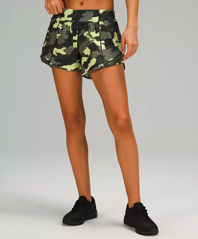 Hotty Hot Low-Rise Short 4