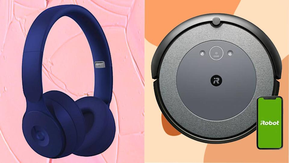 A few of our favorite things—from Beats to the iRobot Roomba, at HSN. (Photo: HSN)