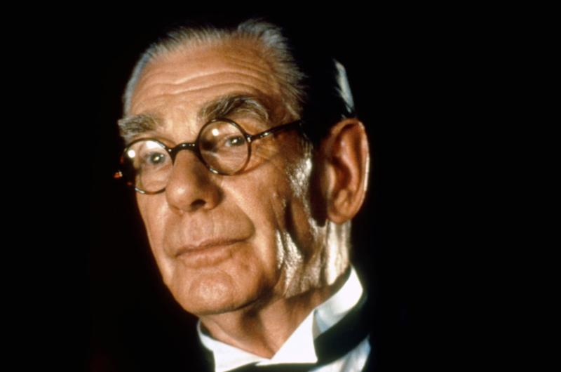 Michael Gough as Alfred Pennyworth in 'Batman' (Photo: Warner Bros./ Courtesy: Everett Collection)
